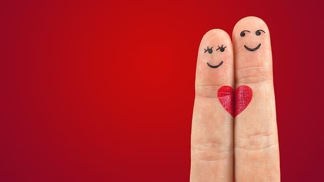 El amor es autocomplacencia.