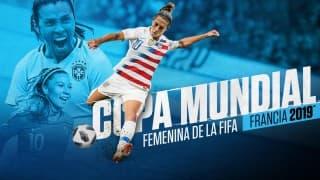 Copa Mundial Femenina de la FIFA: ¿Qué selección está en el Top 1?