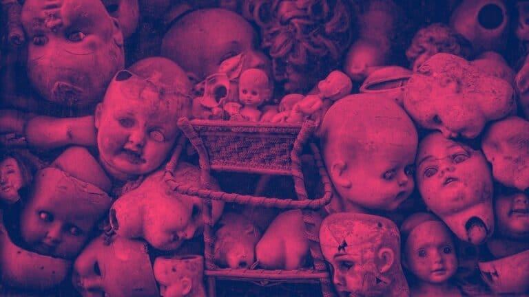 Nuestros juguetes favoritos: los muñecos ¿del mal?