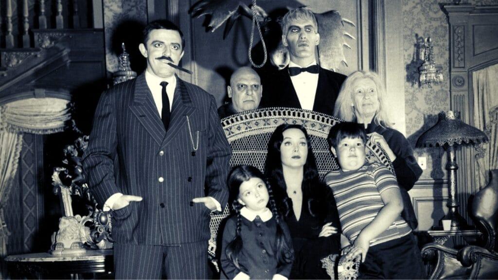 Los Locos Addams...faaamiiilia muy normal.