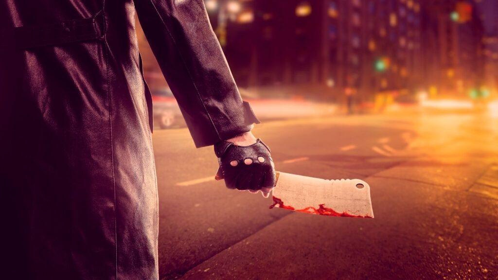 Los asesinos seriales no pueden faltar en el género de horror.