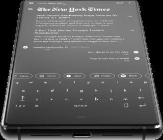 BLLOC Zero18: El smartphone minimalista y sin complicaciones