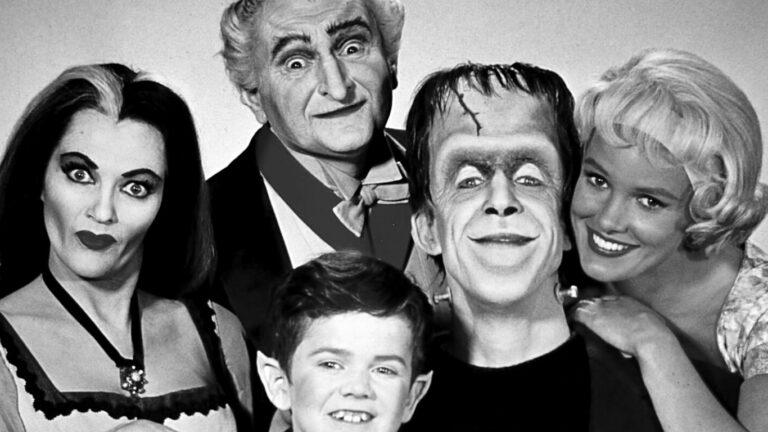 Los Munsters: esa hermosa familia de Mockingbird Lane