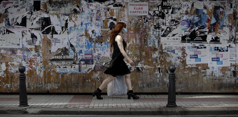 Vivir solo aumenta un 50 % el riesgo de morir, según estudio. (Foto EFE)
