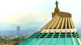 Basílica de Guadalupe: cerrada en el Día de la Virgen