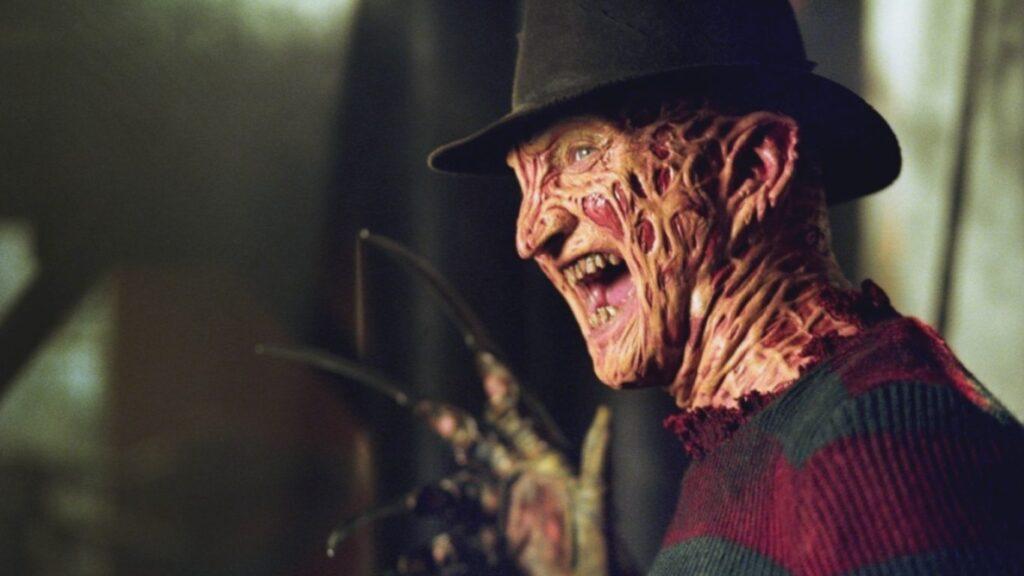 Freddy Krueger, uno de los legendarios personajes de Wes Craven.