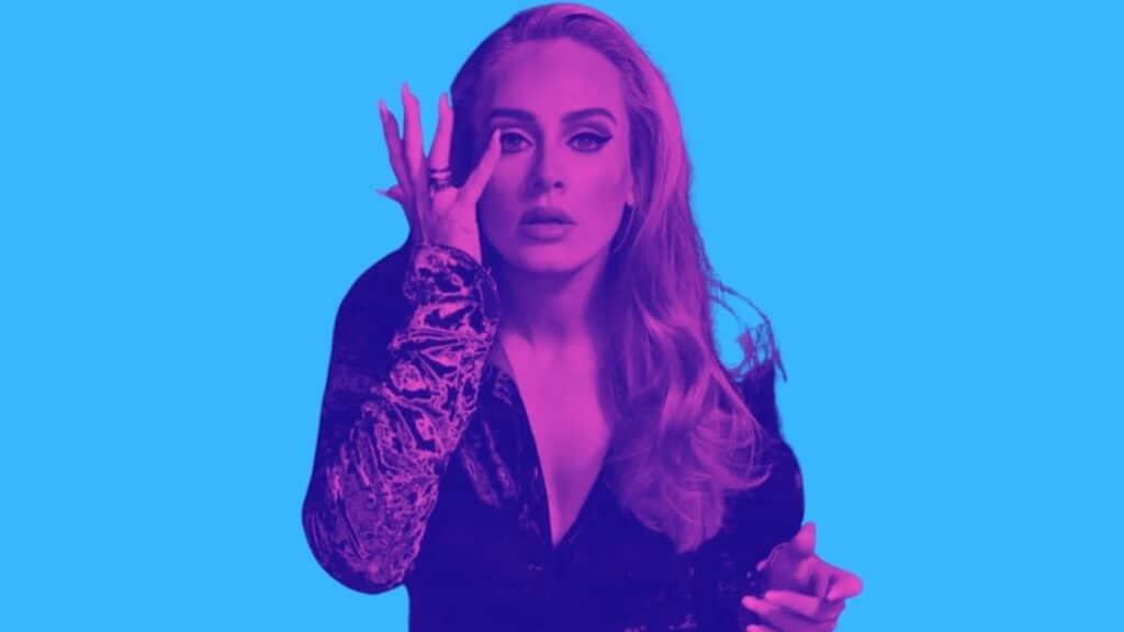 Adele reapareció, ¡y transformada!
