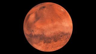 Viaje a Marte, el planeta rojo de donde son los hombres.
