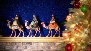 Reyes Magos contra Santa Claus: la última batalla.