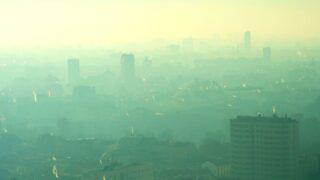 Contaminación del aire: 9 de cada 10 personas respiran suciedad