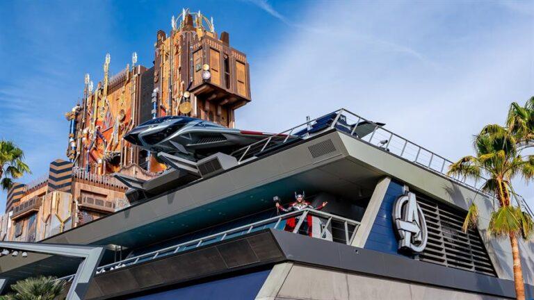 Los Avengers y la magia de Marvel llegan a Disneyland Resort