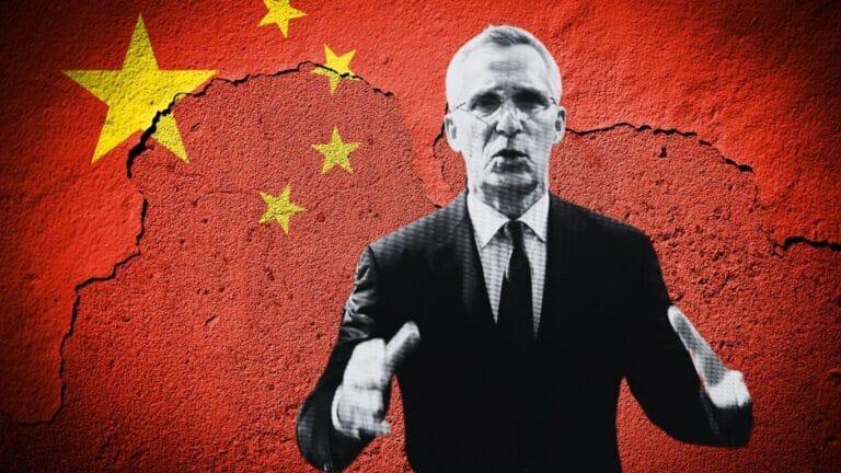 China es una amenaza para la seguridad global: OTAN