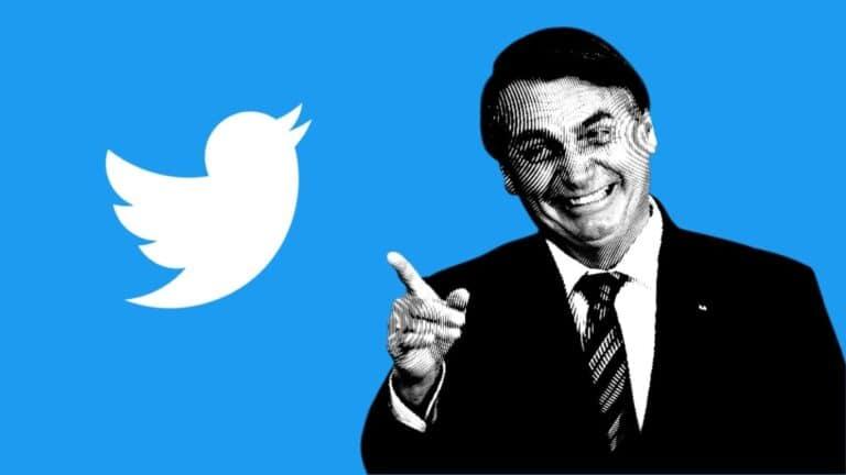 Tuiteros brasileños pro Bolsonaro se quejan de perder miles de seguidores