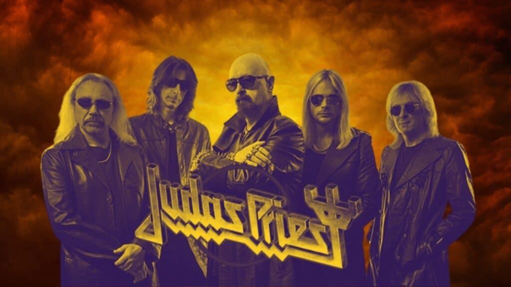 Judas Priest lanza recopilación 50 Heavy Metal Years.