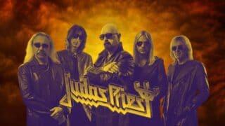 Judas Priest lanza recopilación 50 Heavy Metal Years