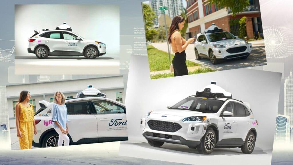 Robotaxis: un mercado creciente de taxis sin conductor.