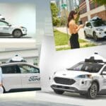 Robotaxis: un mercado creciente de taxis sin conductor