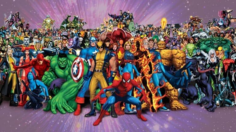 Soy fan de Marvel y me encanta todo lo que viene en camino